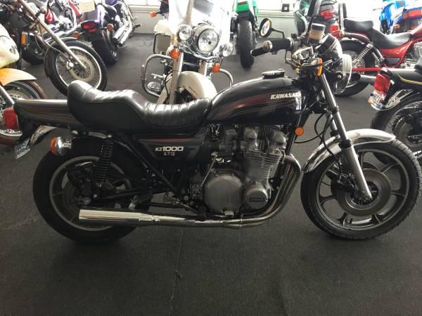 Kawasaki Kzltd Parts